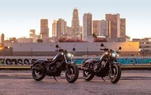 Honda CMX500 -