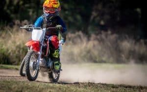 Honda CRF110F -