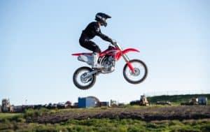 Honda CRF150R -