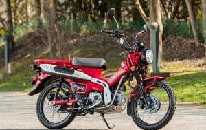 Honda CT125 -