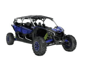 Can-Am Maverick X3 MAX X RS Turbo -
