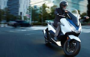 Honda Forza300 -