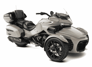 Can-Am Spyder F3 Limited -