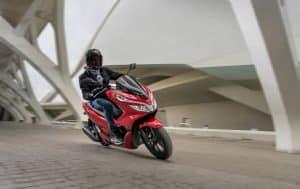 Honda PCX150 -