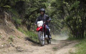 Honda XR150L -