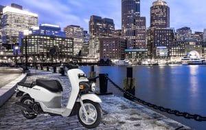 Honda Benly -