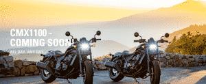 Honda CMX1100 -