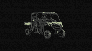 Can-Am Defender MAX XT -