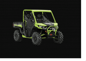 Can-Am Defender XMR -