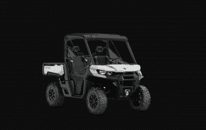 Can-Am Defender XT -