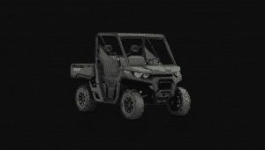 Can-Am Defender DPS -