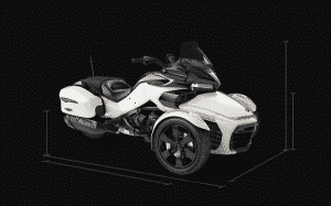Can-Am Spyder F3-T -