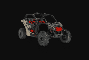 Can-Am Maverick X3 X DS Turbo -