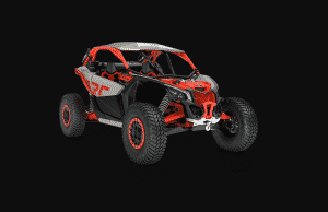Can-Am Maverick X3 X RC Turbo -