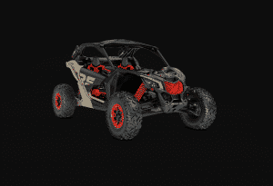 Can-Am Maverick X3 X RS Turbo -