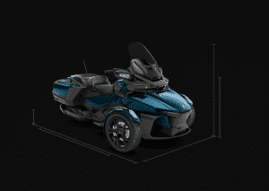 Can-Am Spyder RT -