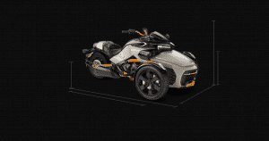 Can-Am Spyder F3-S -
