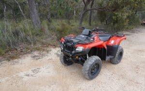Honda TRX420 -