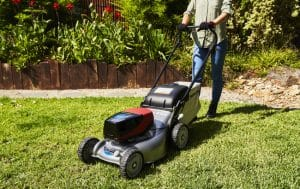 Honda HRG416 Mower -
