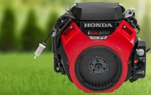 Honda V-Twin Engines -