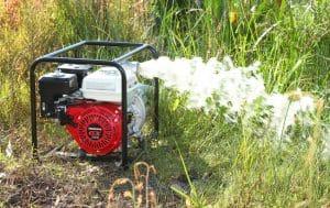 Honda WB20XT Pump -