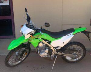 2019 Kawasaki KLX230A -
