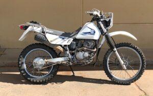2013 Suzuki DR200SE -
