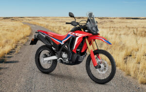 HONDA CRF300 RALLY -