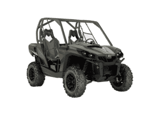 CAN-AM COMMANDER DPS -