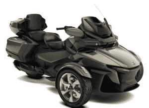 Can-Am Spyder RT Sea-To-Sky -