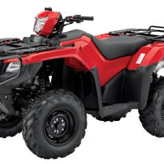 2015 Honda FourTrax Foreman Rubicon 4x4 EPS