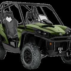 2019-Commander-XT-1000R-Boreal-Green_3-4-front