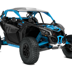 2019-Maverick-X-rc-TURBO-R-Carbon-Black-Octane-Blue_3-4-front