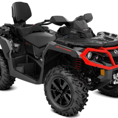 2019-Outlander-MAX-XT-650-Black-Can-Am-Red_3-4-front