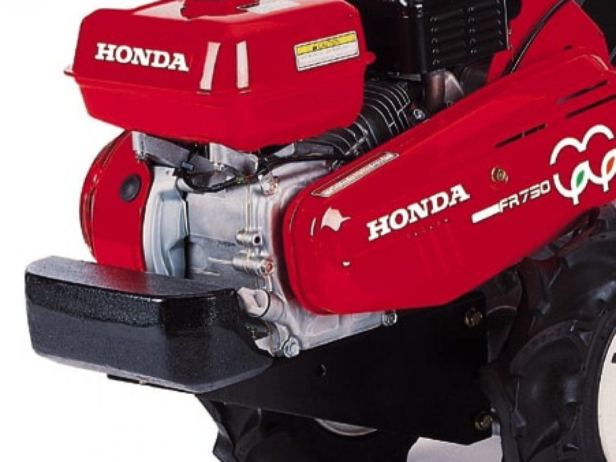 Honda FR750 tiller.