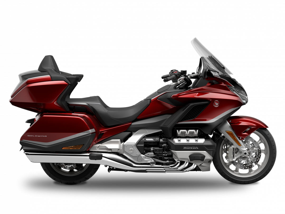 GL1800DAL3URED_Goldwing_Candy_Ardent_Red_Studio_SideView