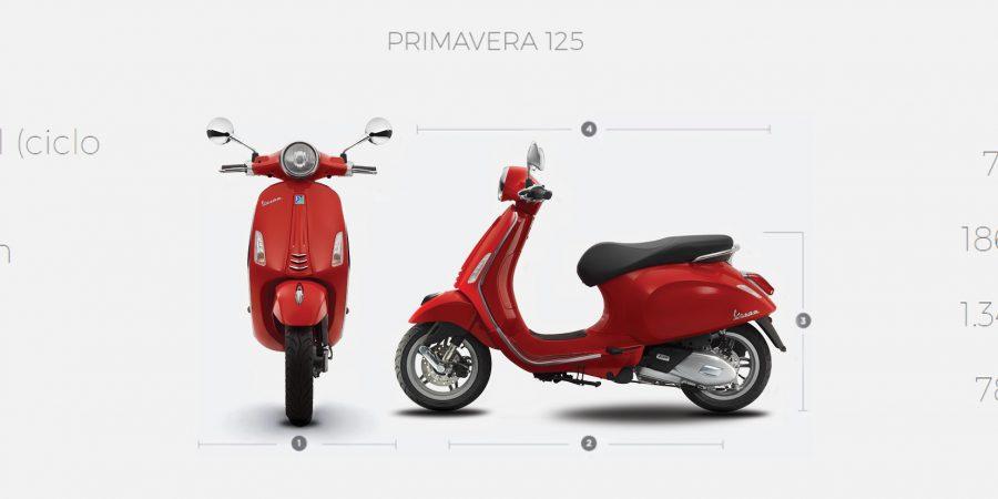 PRIMAVERA 125