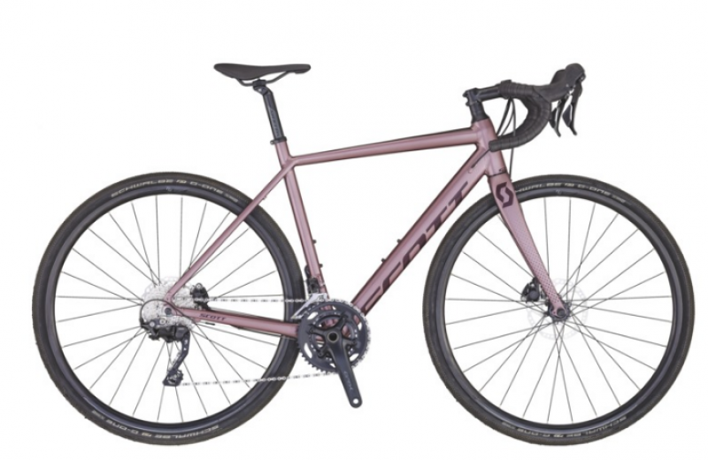 scott contessa speedster gravel 25 womens